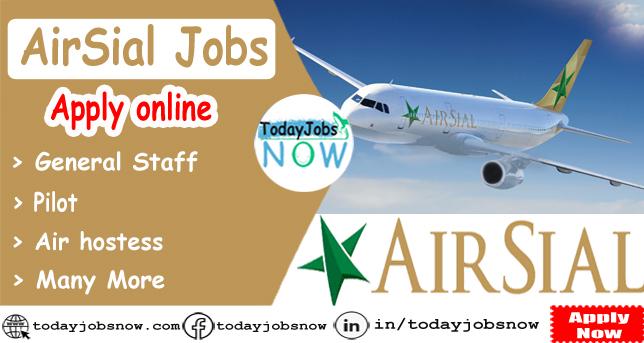 Airsail jobs