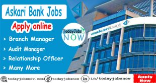 Askari Bank Jobs