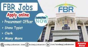 FBR Jobs