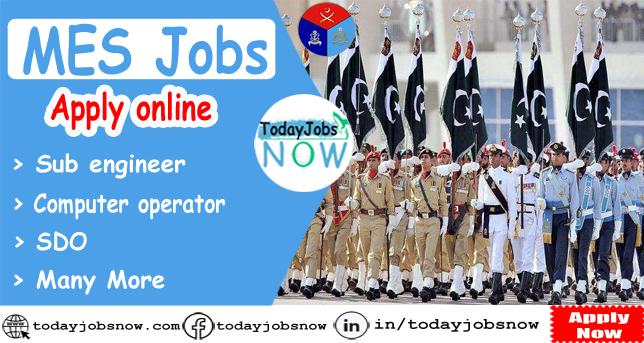 MES Jobs