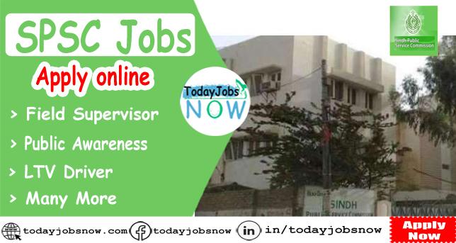 SPSC Jobs