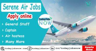 Serene Air Jobs