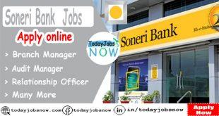Soneri Bank Jobs