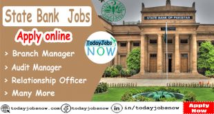 State Bank Jobs