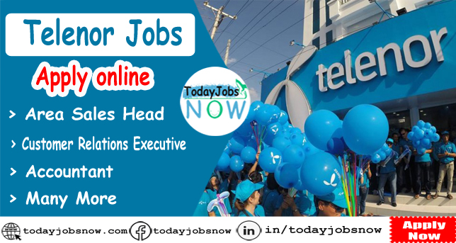 Telenor Jobs