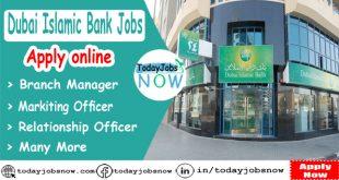 Dubai Islamic Bank jobs