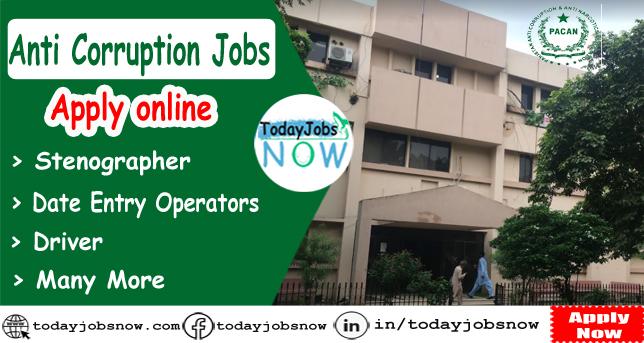 Anti Corruption Jobs