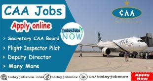 CAA Jobs