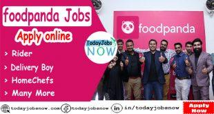 Food panda Jobs
