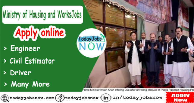 Ministry of Housing and Works Jobs