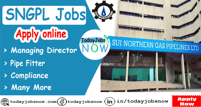 SNGPL Jobs