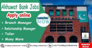 Akhuwat Bank Jobs