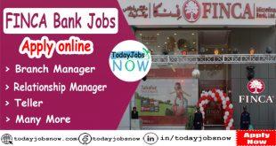 Finca Bank Jobs