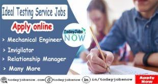 Ideal Testing Service Jobs