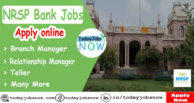 NRSP Bank Jobs