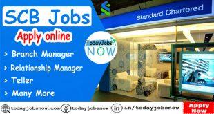 SCB Jobs