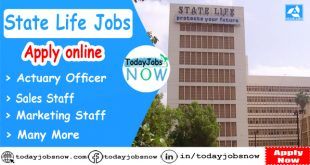 State Life Jobs